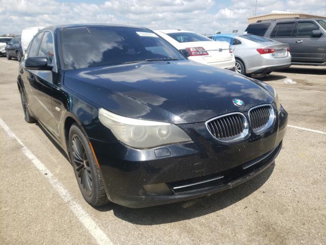Vehiculos salvage en venta de Copart Moraine, OH: 2008 BMW 528 XI