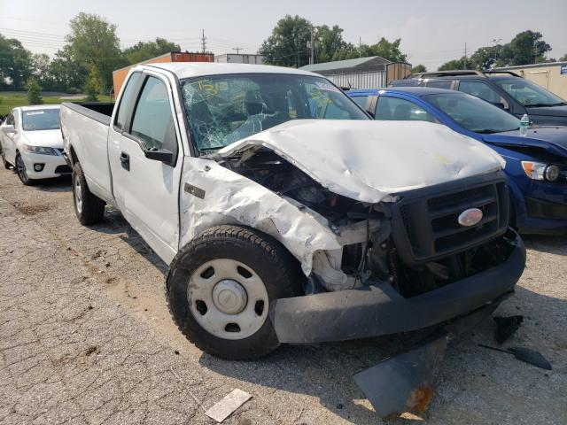 Salvage cars for sale from Copart Bridgeton, MO: 2007 Ford F150