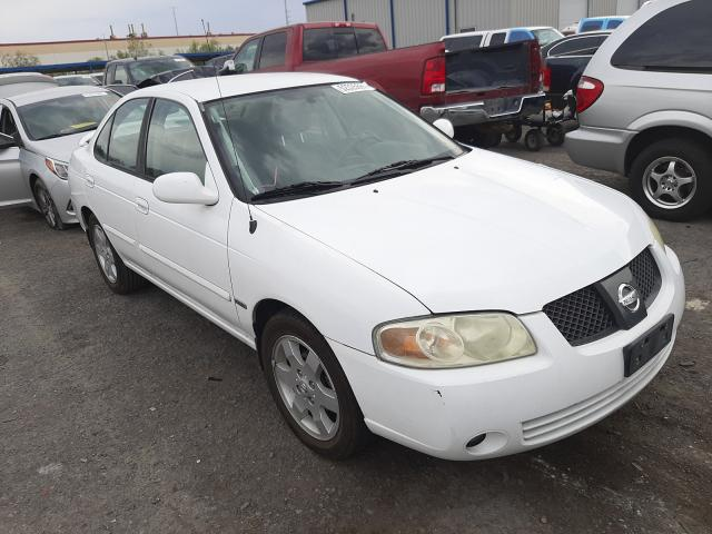 Nissan Sentra salvage cars for sale: 2005 Nissan Sentra
