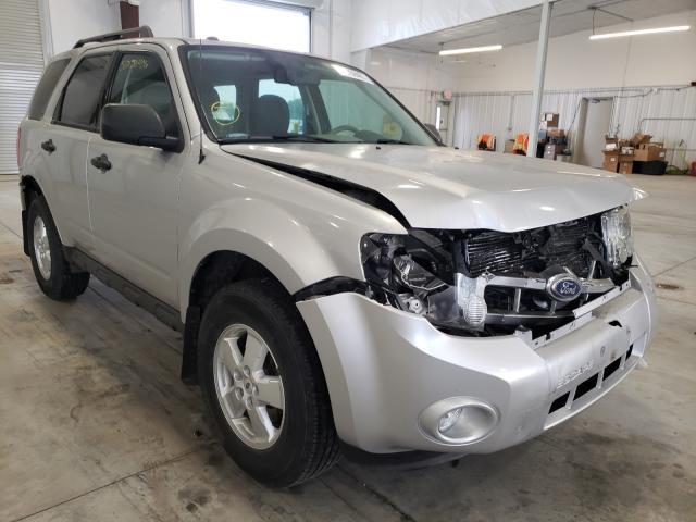 Vehiculos salvage en venta de Copart Avon, MN: 2010 Ford Escape XLT