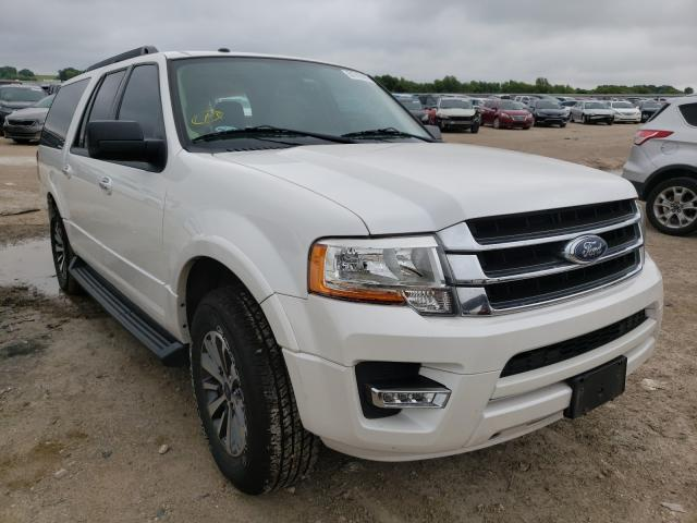 Vehiculos salvage en venta de Copart Temple, TX: 2017 Ford Expedition