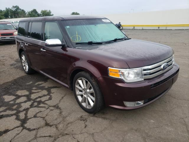 Salvage cars for sale from Copart Pennsburg, PA: 2011 Ford Flex
