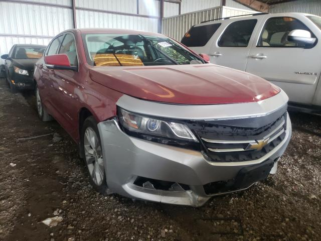 Salvage cars for sale from Copart Houston, TX: 2014 Chevrolet Impala LT