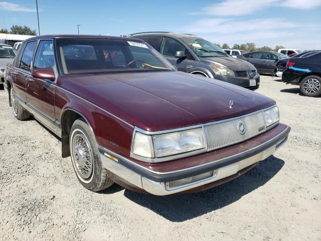 Buick Park Avenue salvage cars for sale: 1988 Buick Park Avenue