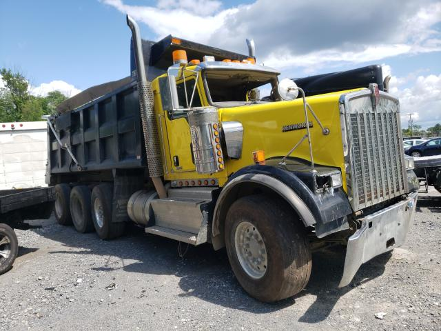 Salvage cars for sale from Copart Albany, NY: 2014 Kenworth Construct