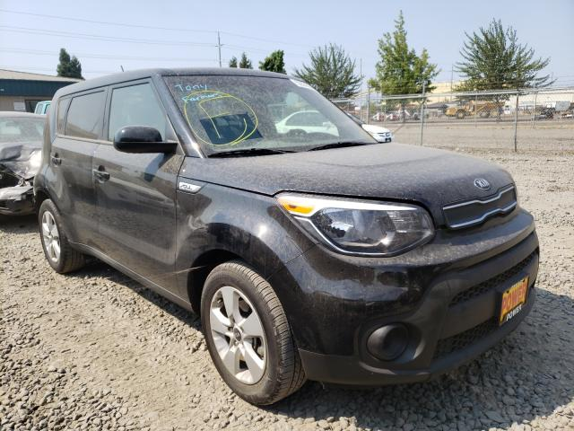 Salvage cars for sale from Copart Eugene, OR: 2019 KIA Soul