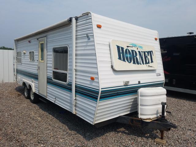 Keystone Hornet salvage cars for sale: 1998 Keystone Hornet