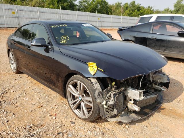 BMW 435 I Gran salvage cars for sale: 2015 BMW 435 I Gran