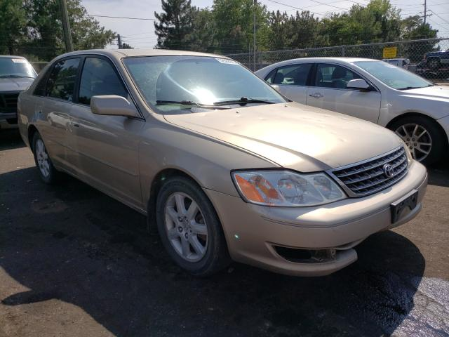 Toyota salvage cars for sale: 2003 Toyota Avalon XL