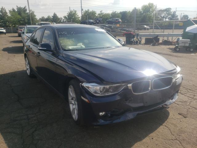 Salvage cars for sale from Copart Denver, CO: 2013 BMW 335 XI