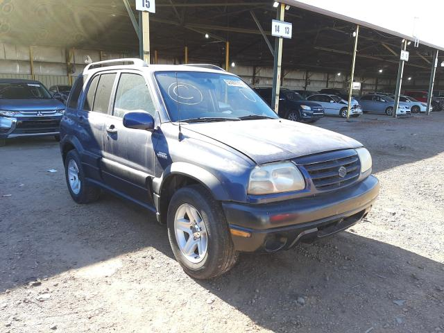 Vehiculos salvage en venta de Copart Phoenix, AZ: 2003 Suzuki Grand Vitara