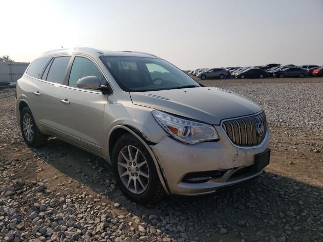 Salvage cars for sale from Copart Earlington, KY: 2016 Buick Enclave