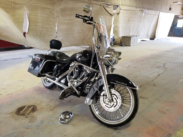 Salvage cars for sale from Copart Indianapolis, IN: 2005 Harley-Davidson Flhrci