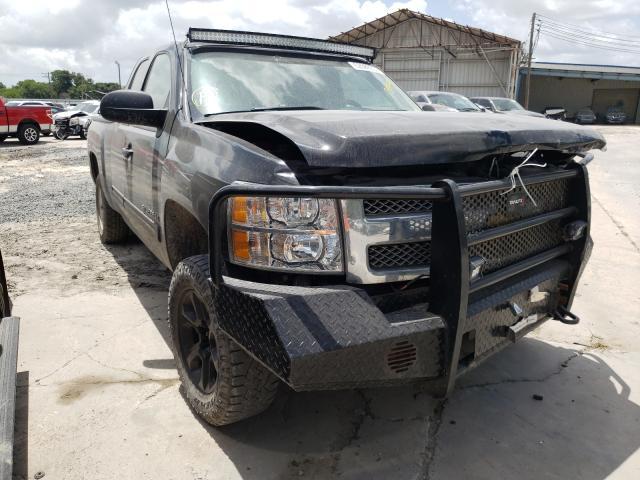 Salvage cars for sale from Copart Corpus Christi, TX: 2013 Chevrolet Silverado