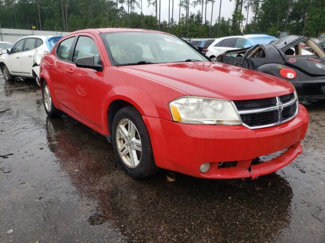 Dodge Avenger salvage cars for sale: 2009 Dodge Avenger