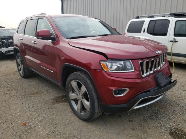 Salvage cars for sale from Copart Helena, MT: 2014 Jeep Grand Cherokee