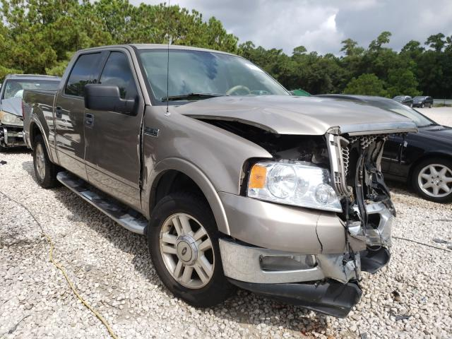 Salvage cars for sale from Copart Houston, TX: 2004 Ford F150 Super