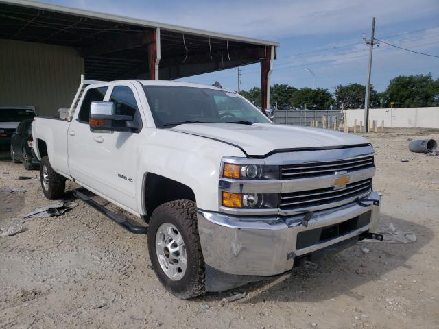 Vehiculos salvage en venta de Copart Homestead, FL: 2018 Chevrolet Silverado
