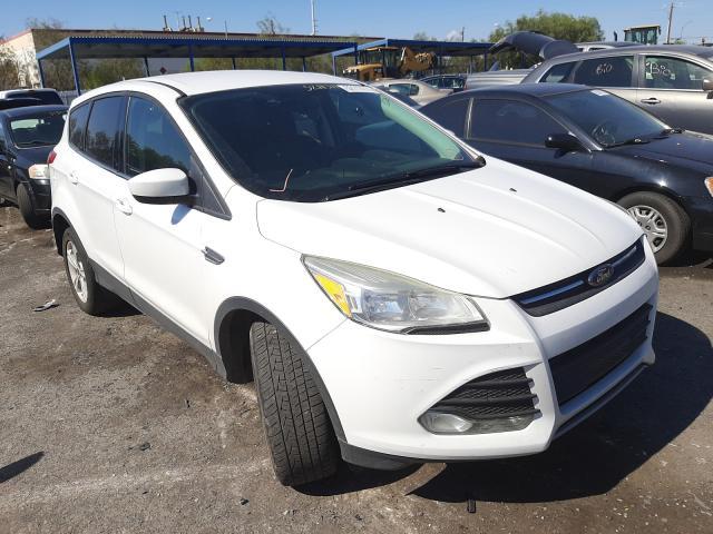 Salvage cars for sale at Las Vegas, NV auction: 2013 Ford Escape SE