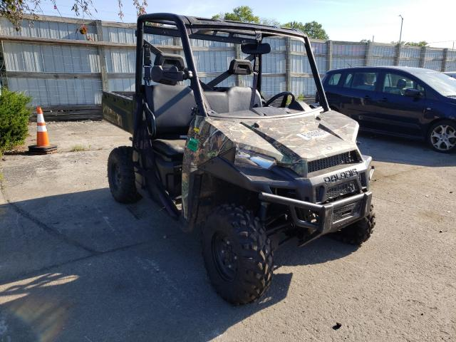 Salvage cars for sale from Copart Cudahy, WI: 2015 Polaris Ranger 570
