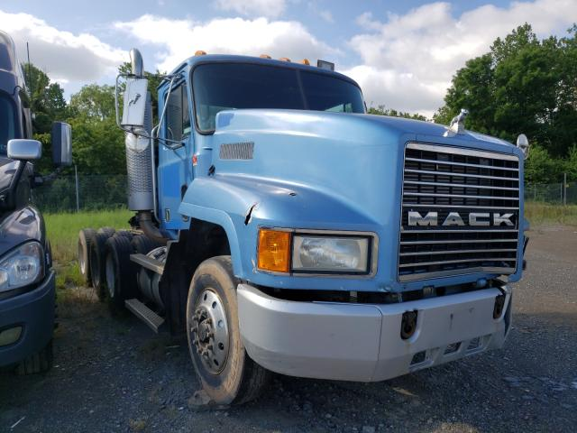 Salvage cars for sale from Copart Chambersburg, PA: 1993 Mack 600 CH600