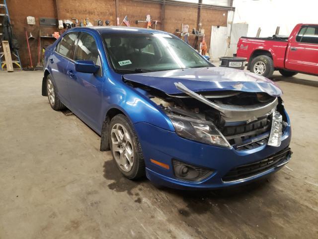 Vehiculos salvage en venta de Copart Ebensburg, PA: 2011 Ford Fusion SE