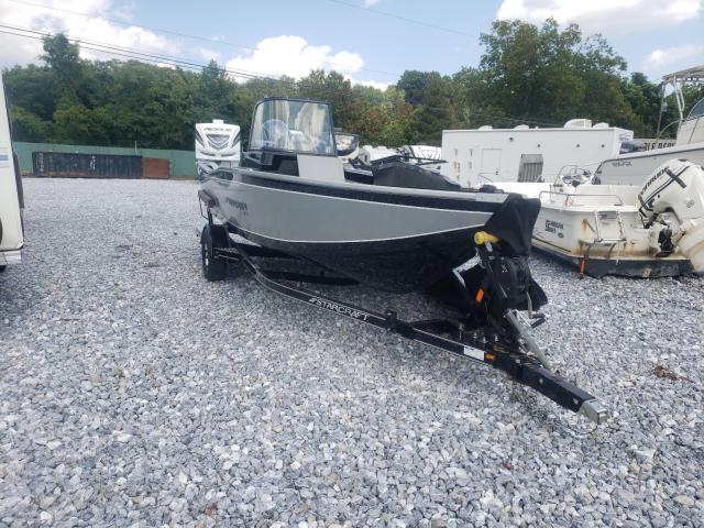 Boat salvage cars for sale: 2021 Boat Marine Trailer