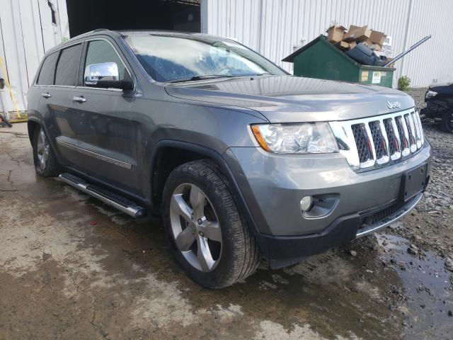 Vehiculos salvage en venta de Copart Windsor, NJ: 2012 Jeep Grand Cherokee