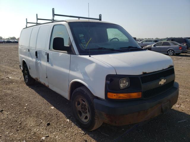 Vehiculos salvage en venta de Copart Elgin, IL: 2008 Chevrolet Express G1