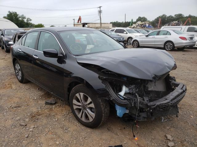Salvage cars for sale from Copart Grantville, PA: 2015 Honda Accord LX