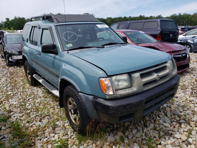 2001 Nissan Xterra XE en venta en Candia, NH