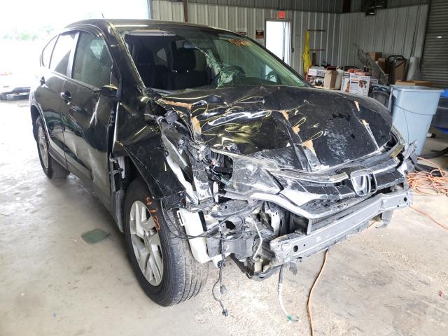Salvage cars for sale at Shreveport, LA auction: 2016 Honda CR-V EX
