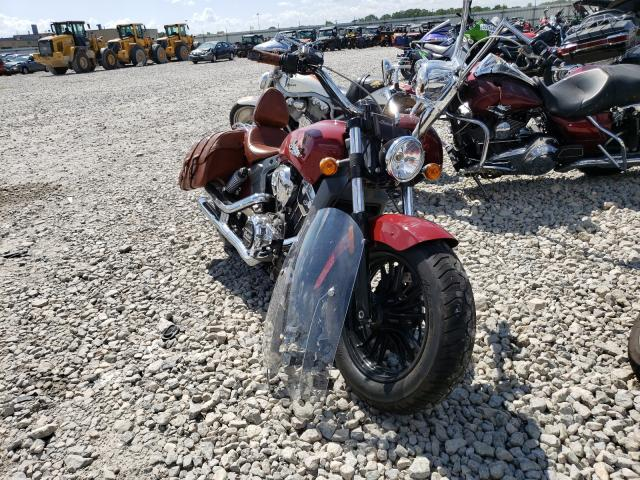 Indian Motorcycle Co. salvage cars for sale: 2015 Indian Motorcycle Co. Scout ABS
