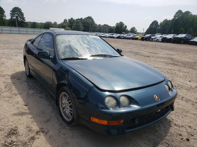 Salvage cars for sale at Conway, AR auction: 1998 Acura Integra GS