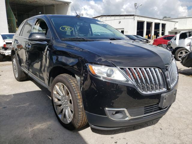 Salvage cars for sale from Copart Riverview, FL: 2013 Lincoln MKX