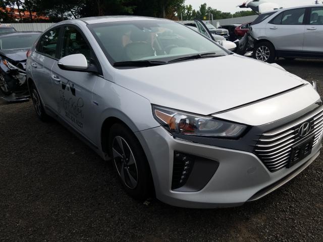Vehiculos salvage en venta de Copart New Britain, CT: 2018 Hyundai Ioniq