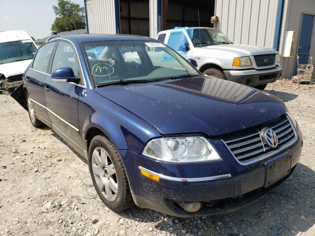 Volkswagen Passat salvage cars for sale: 2005 Volkswagen Passat