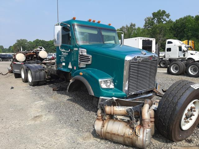 Freightliner 122SD salvage cars for sale: 2014 Freightliner 122SD