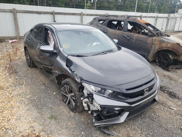 Salvage cars for sale at Seaford, DE auction: 2020 Honda Civic LX