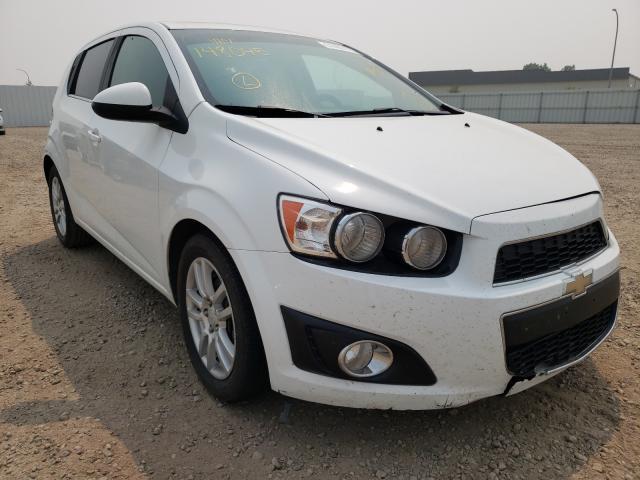 Vehiculos salvage en venta de Copart Bismarck, ND: 2014 Chevrolet Sonic LT