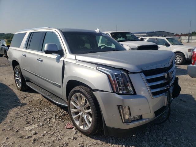 Vehiculos salvage en venta de Copart Alorton, IL: 2018 Cadillac Escalade E