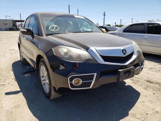 Acura RDX salvage cars for sale: 2010 Acura RDX