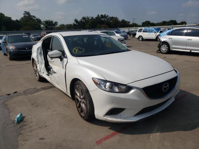 Vehiculos salvage en venta de Copart Wilmer, TX: 2016 Mazda 6 Touring