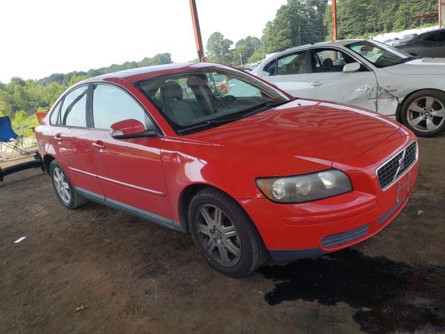 Vehiculos salvage en venta de Copart Fairburn, GA: 2007 Volvo S40 2.4I