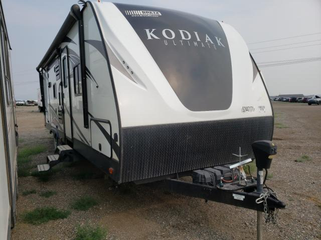 Kodiak Trailer salvage cars for sale: 2017 Kodiak Trailer