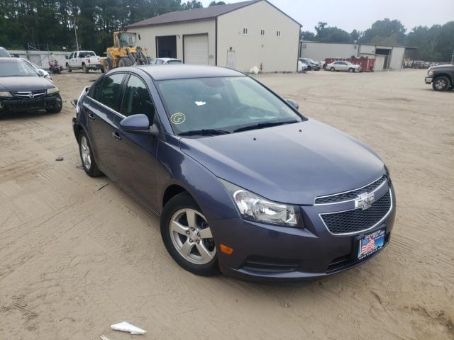 Chevrolet salvage cars for sale: 2014 Chevrolet Cruze LT