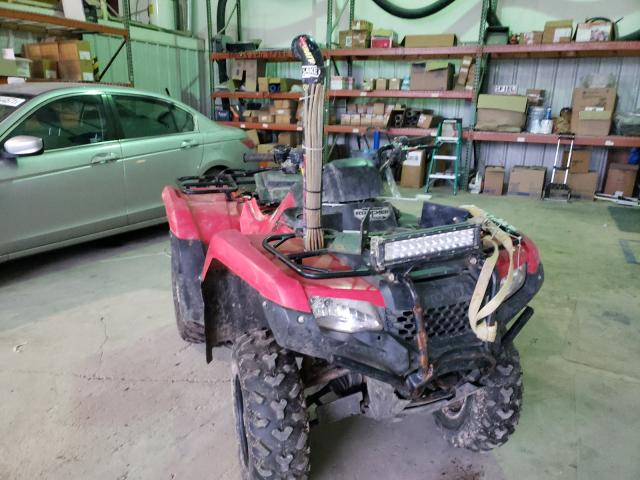 Salvage cars for sale from Copart Florence, MS: 2018 Honda TRX420 FM