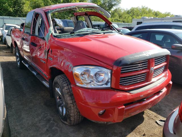 Salvage cars for sale from Copart Pekin, IL: 2008 Dodge RAM 1500 S