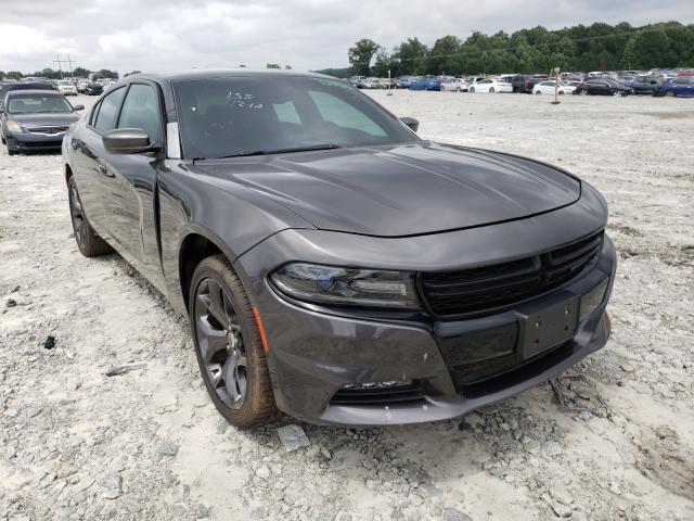 Dodge salvage cars for sale: 2018 Dodge Charger SX