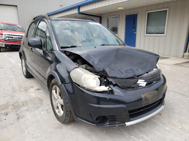 Salvage cars for sale at Hurricane, WV auction: 2007 Suzuki SX4